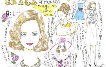映画「グレース・オブ・モナコ〜王妃の切り札〜」から学ぶ、永遠に愛されるエレガントファッション