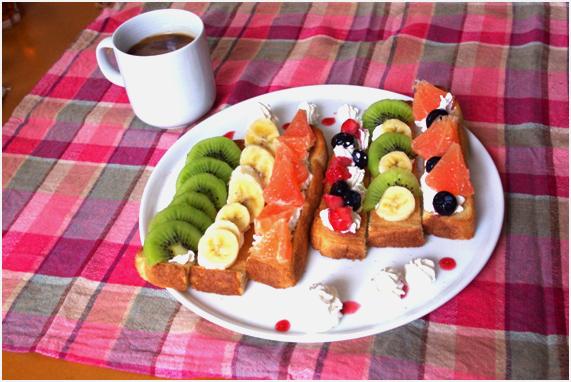 朝サンド2