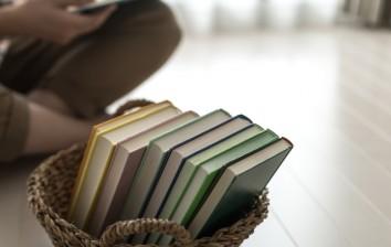 本のある暮らし
