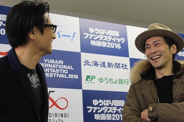 須賀貴匡の笑顔画像